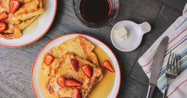 Fireball Cinnamon French Toast - Because everyone likes cinnamon booze for breakfast, right?