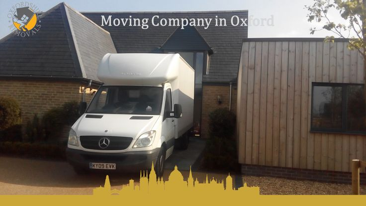 Moving Company in Oxford