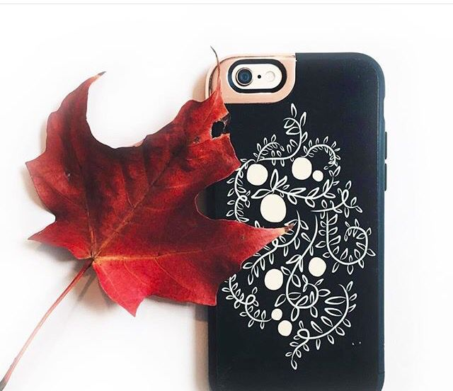 Autumn themed case ❤️