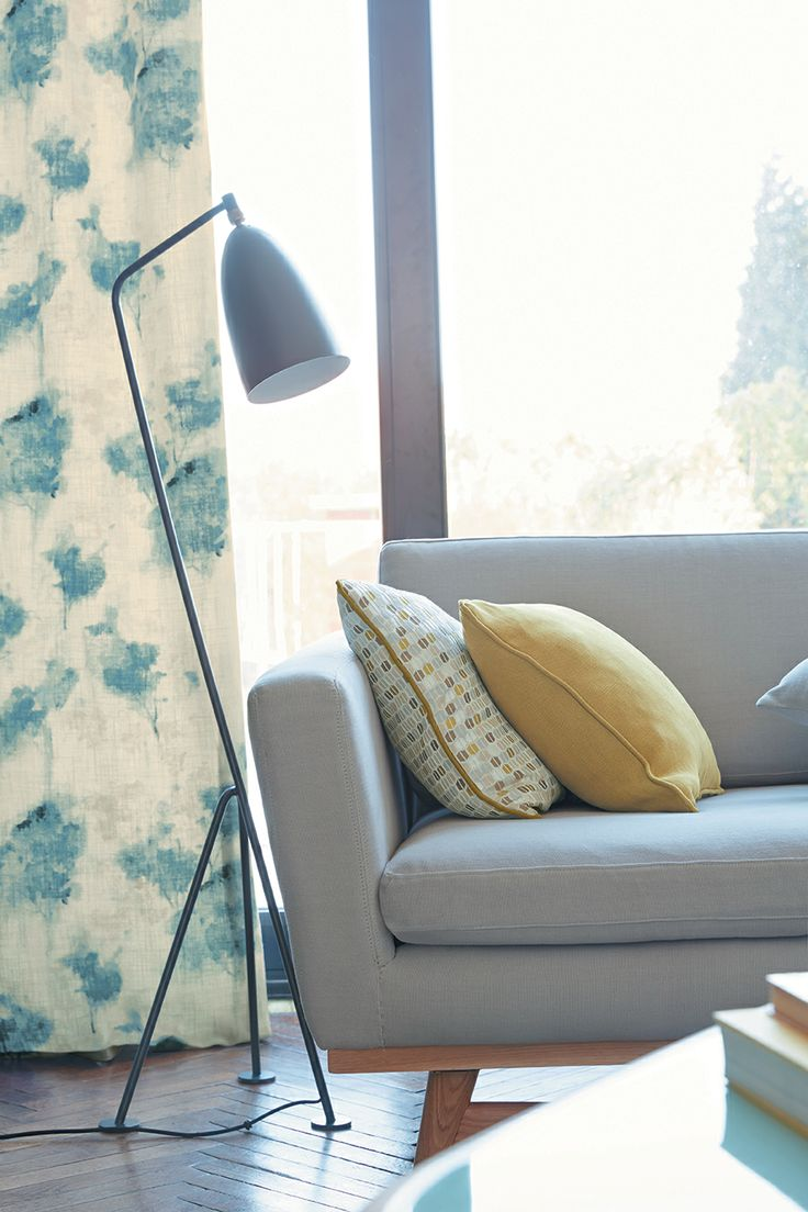 #Camengo #Blooms #Fabrics. @JulesSews supplies this incredible fabric to make into all kinds of soft furnishing goodies! www.julietsoftfurnishings.co.uk