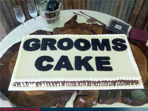 funny grooms cake - Google Search