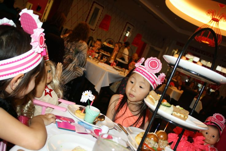 American Girl Afternoon Tea Experience: Bonding Time with the Girls |AnyTots | Fun things to do in SoCal