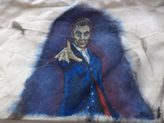 Doctor Who Small Bag, Pouch, Case, Handbag
