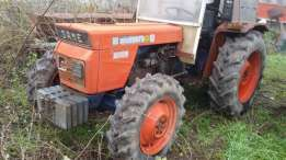 Tractor SAME Minitauro 4x4