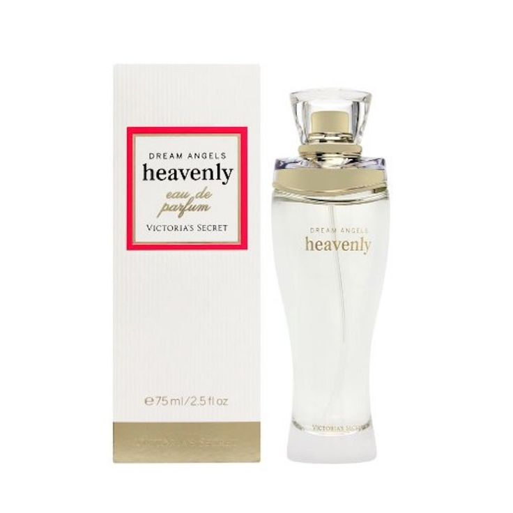 Victoria's Secret Dream Angels Heavenly 2.5 oz Eau de Parfum Perfume. Victoria's Secret Dream Angels Heavenly 2.5 oz Eau de Parfum Perfume. Live the dream, love the romance: Be forever glowing in Dream Angels Heavenly. Luminous and warm, this eau de parfum is a sensual blend of white musk, sandalwood, vanilla and white peony. Spray on for mesmerizing scent that lasts. Full Size: 2.5 oz / 75 ml. Brand New Sealed In Original Box 100% Authentic.