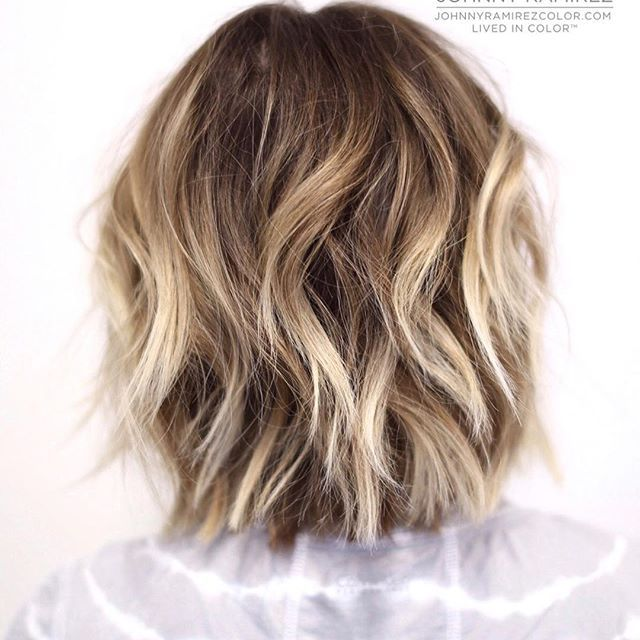 Lived in color ™ Hair color by Johnny Ramirez Hair cut by the amazing @buddywporter #livedincolor #livedinblonde #livedinhaircolor #beautiful #fashion #hot #beautifulhair #ramireztran #ramireztrancolor #ramireztransalon