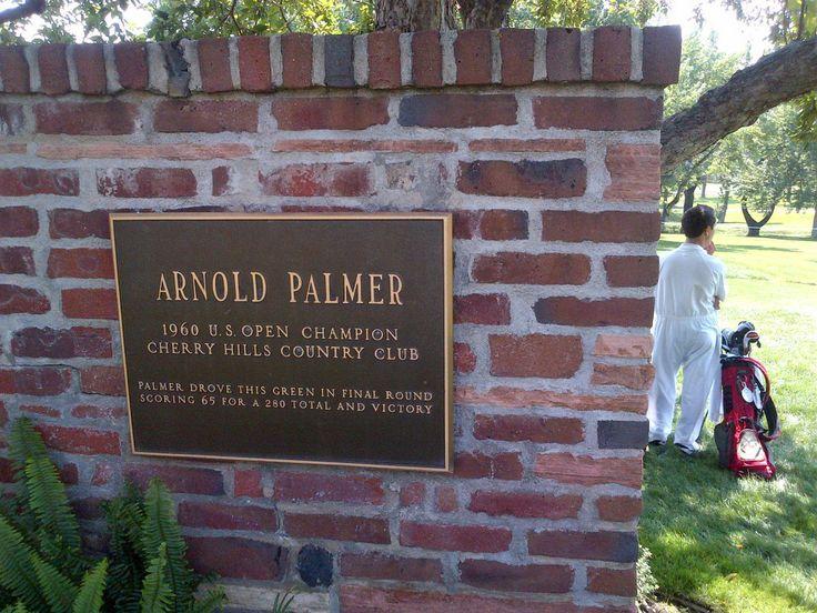 Arnold Palmer's greatest shot