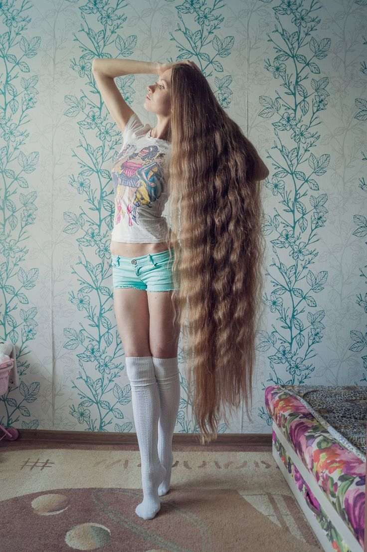 Very Long Hair - Cheveux hyper long 19/05/2016