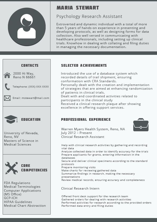 The 25+ Best Standard Resume Format Ideas On Pinterest Standard   Making  The Best Resume  Standard Resume