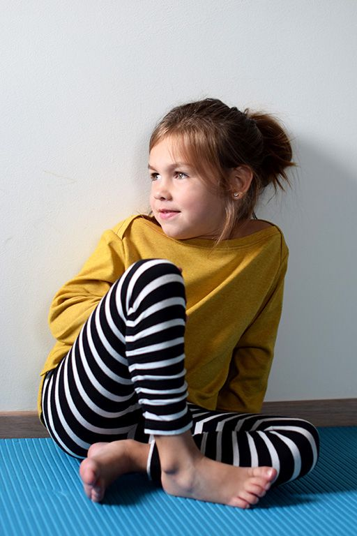 Annika sweater from Modkid. Perfect outfit to chill and relax
