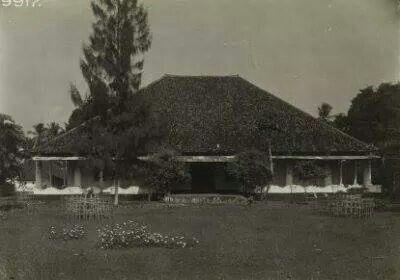 Rumah Tua Cimanggis 1930
