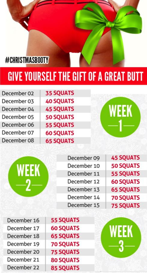 Do you do squats? They are great because there's so many ways to do them! Click to find out our Top 10 Squat Variations to build, sculpt, and lift your #booty and give you the curves you want! #RippedNFit