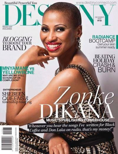 Destiny Magazine. Style. Fashion. South African.