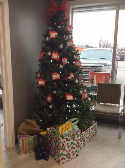 Thank you to everyone who dropped off food for the Caring Cupboard. (December 2014)