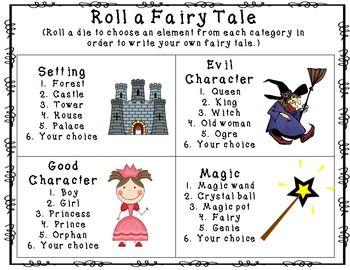 Help me write a fairy tale