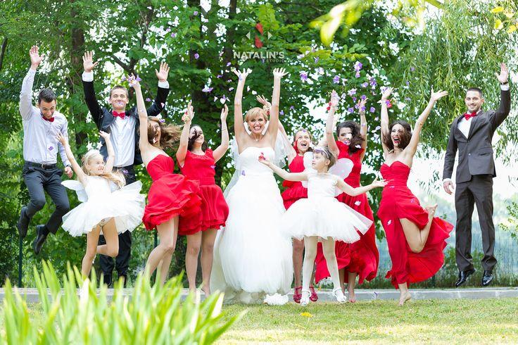 Larisa & Andrei - wedding • Photography & retouch: ©Natalin's Studio • Contact: natalinstudio@gmail.com