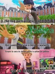 Resultado de imagen para miraculous ladybug memes en español