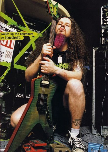 165 best Pantera images on Pinterest | Dimebag darrell, Bands and ...