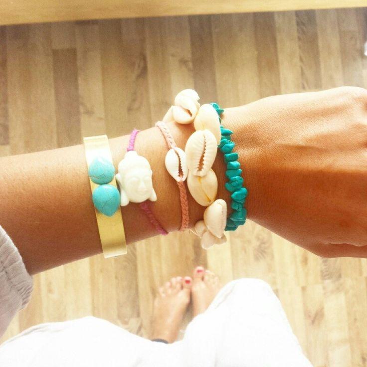 Plus de 1000 id es propos de bracelet tendance mode originaux sur pinterest boho hippie - Bracelets bresiliens originaux ...