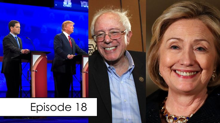 "The 3rd GOP Debate, Bernie Sanders, Hillary's Smear Campaign & More | Published on Nov 4, 2015  In this episode we discuss the 3rd GOP debate, Bernie Sanders news, Hillary Clinton's attempt to smear Bernie Sanders as a sexist, Noam Chomsky, and the upcoming film from ""Pureflix,"" God's Not Dead 2."