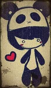emo panda ~smiley-happy-pandaa • deviantART