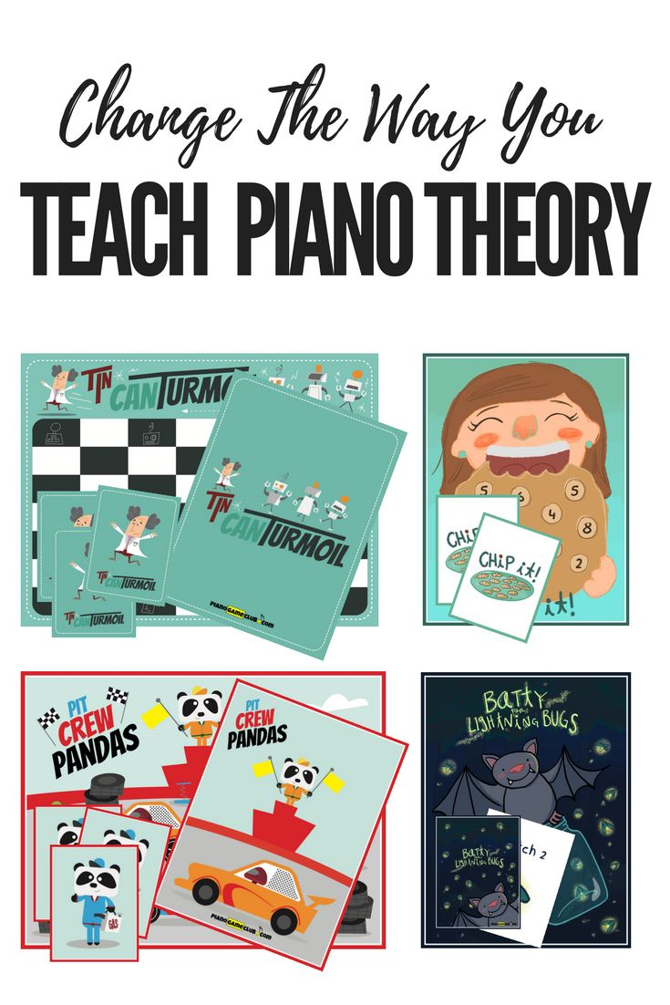Our piano games will forever change the way your students learn and retain piano theory! 4 games for $8 every month. Varied concepts, ages and themes that delight children and teachers alike! www.pianogameclub.com *These 4 games available in October's game set until October 30, 2016