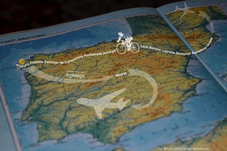 tym razem wycieczka po Hiszpanii