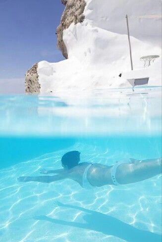 Clear water (Greece)