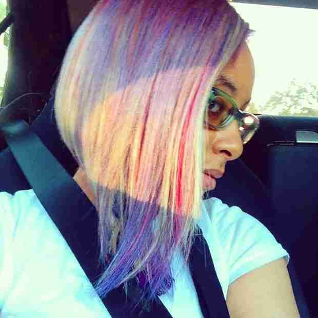 Raven-Symone Shows Off New Hair on Instagram