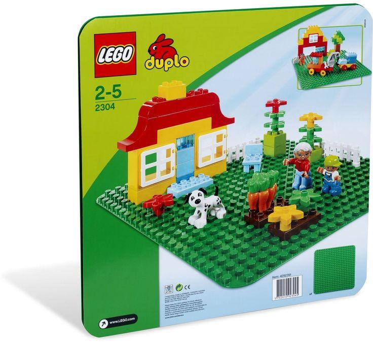 Billedresultat for lego duplo plade