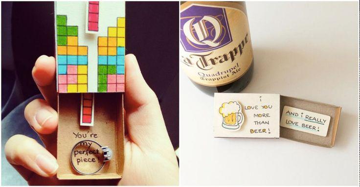 Krásne zápalkové krabičky potešia každého. (Foto: Instagram.com/shop3xu)