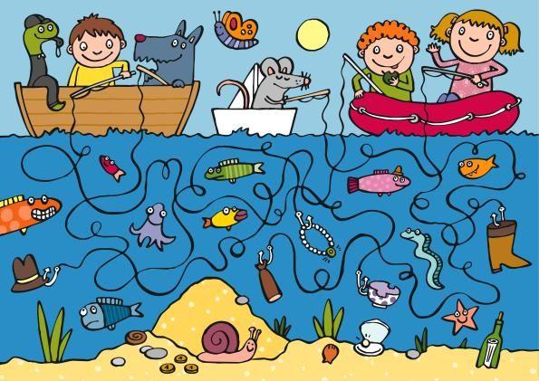 (2014-07) Fiskeri, mellem
