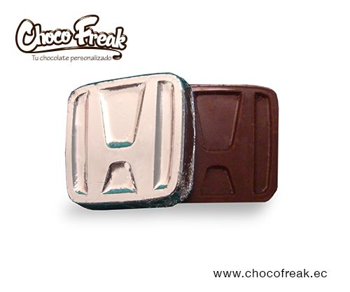 Choco Freak, Monedas de chocolate. Tu logotipo en chocolate. Chocolates personalizados en alto relieve. 3d Chocolate. Chocolates personalizados Ecuador. #chocolates #personalizados #promocionales #ecuador #regalos #corporativos #empresariales