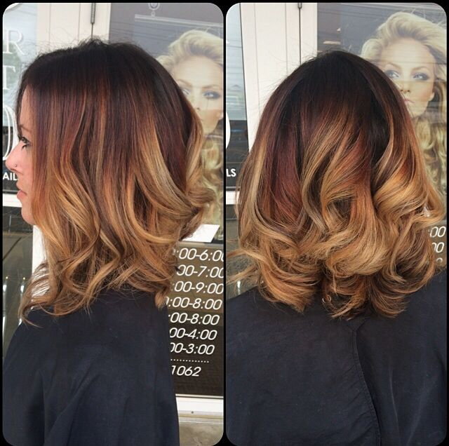 not crazy about the cut, but the color is gorgeous!
