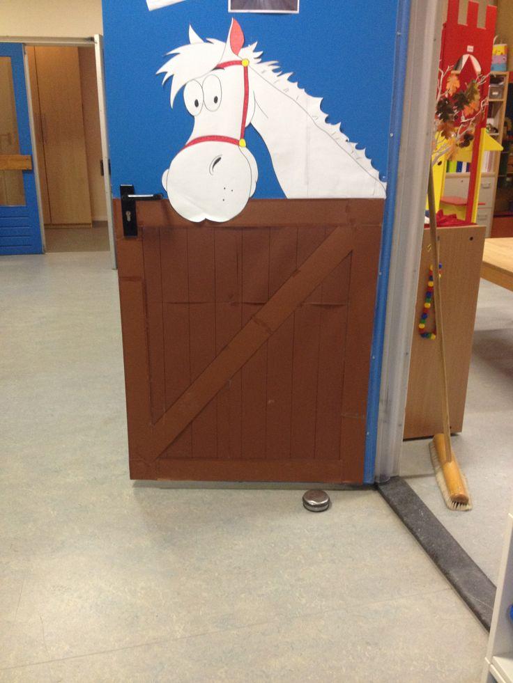 Amerigo op de deur - Sinterklaas