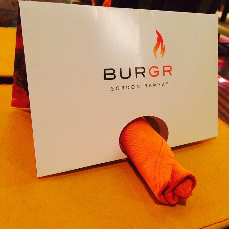 Gordon Ramsay's Burgr Joint