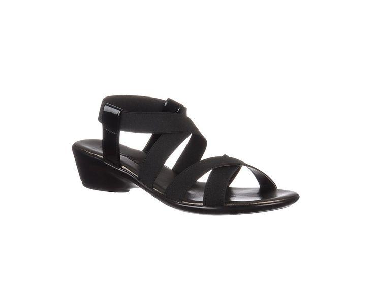 Sandale cu toc jos,pentru femei - Smart Choice Marca Thurley.