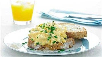 Perfect Scrambled Eggs Recipe - LifeStyle FOOD