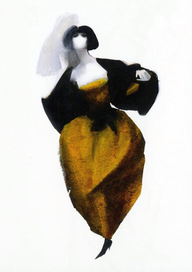 By Jean Paul Goude, 1960.