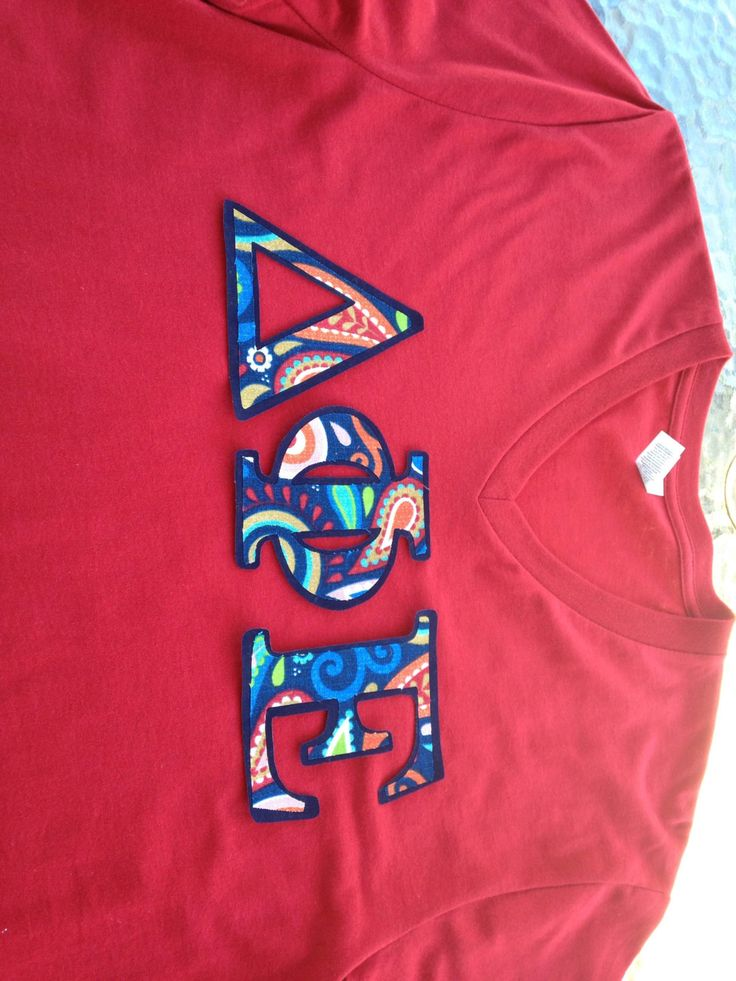 36 best images about dphie on pinterest kiss shot for Cute greek letter shirts