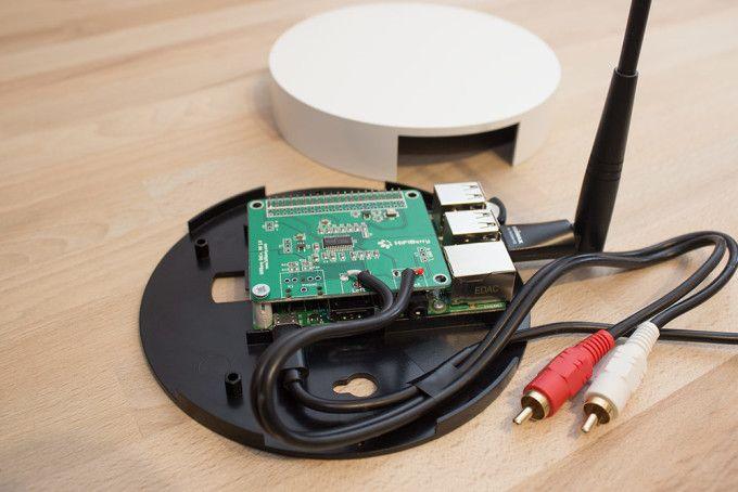 High end music streaming player self-built – Raspberry Pi 2 Instructions – PowerPi