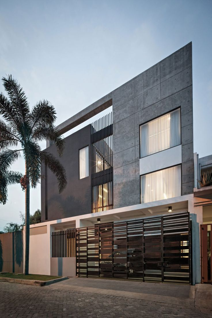 1554 best arch eco images on pinterest architecture dp hs architects design a private residence in jakarta indonesia