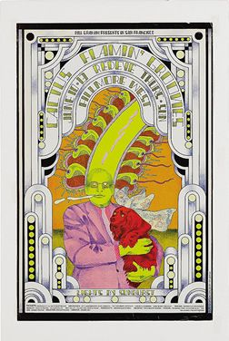 Rowe, Willyum poster: Cactus at the Fillmore West (Only Printing)