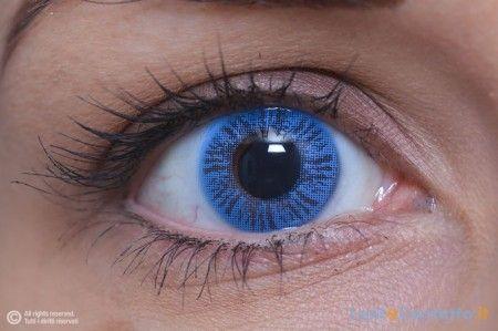 Lenti a contatto Blu! le più economiche del web su www.lentecontatto.it