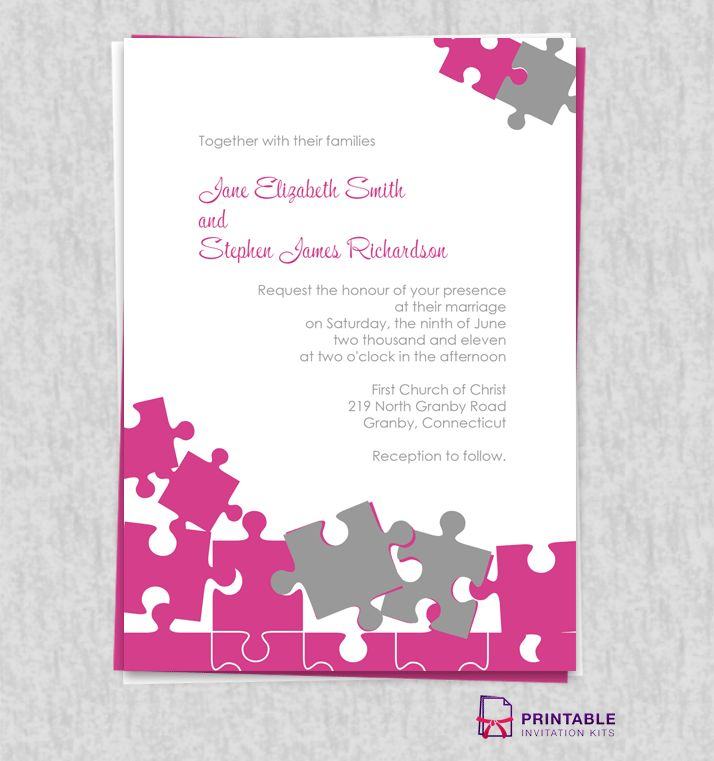 205 best images about Wedding Invitation Templates free on – Free Wedding Card Template