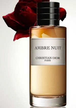 Ambre Nuit by Christian Dior is a soft, spicy, rosy Oriental fragrance that opens with bright, luminous, fresh notes of grapefruit and sunny bergamot as an overture to intoxicating Turkish rose combined with pink pepper. Warm amber notes round up the whole composition.- Fragrantica