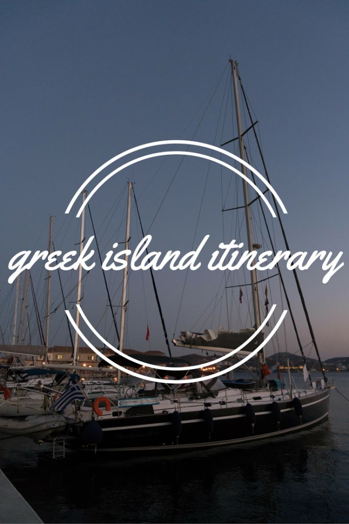 See what islands I visited on my Greek Island sailing trip! http://agirlandherpassport.com/sailingitinerary/?utm_campaign=coschedule&utm_source=pinterest&utm_medium=A%20Girl%20and%20Her%20Passport&utm_content=Sailing%20the%20Greek%20Islands%20-%20Itinerary