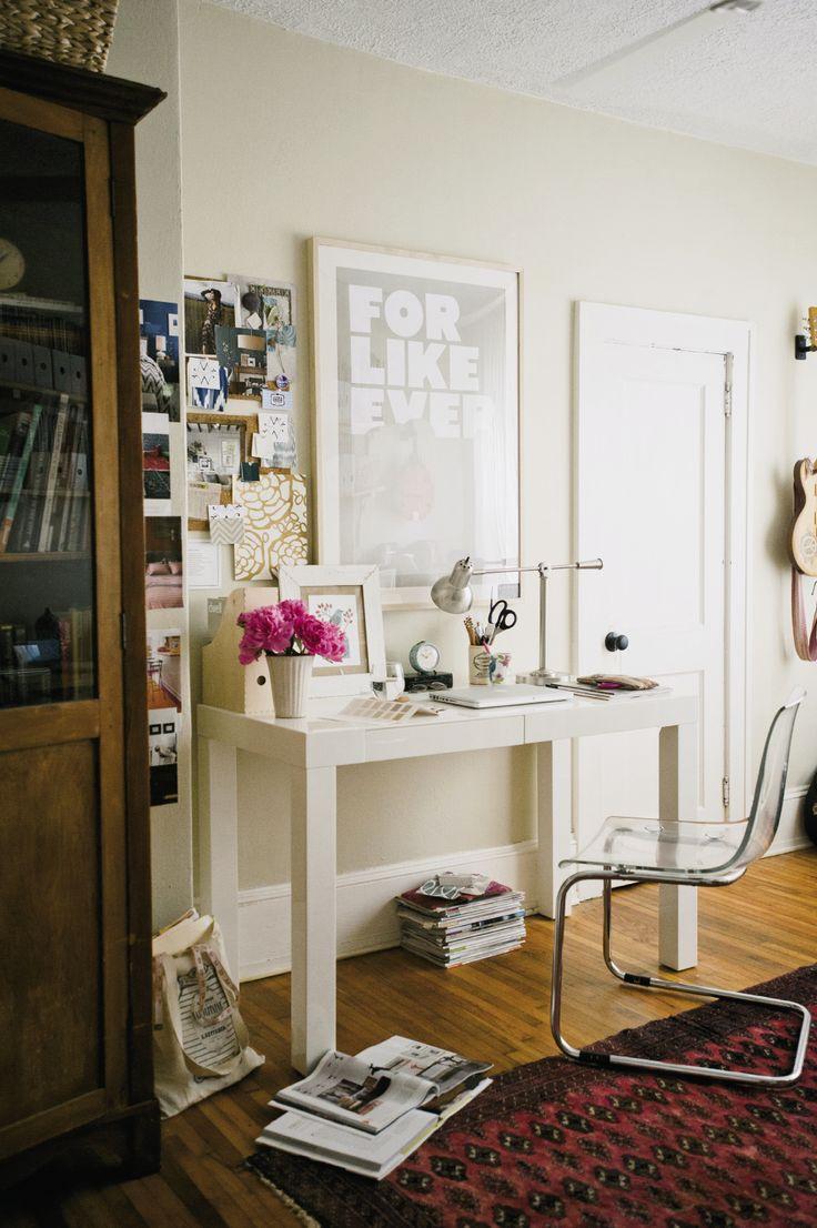 37 best Family Room Desk images on Pinterest   For the home, Living ...