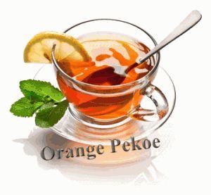 Orange Pekoe tea benefits and usage.