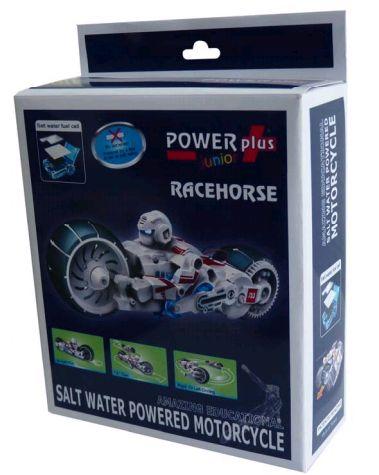 Racehorse to superszybki motocykl zasilany ogniwem na słoną wodę /  Racehorse is super fast motorcycle powered with salt water battery PLN89.99 / $25